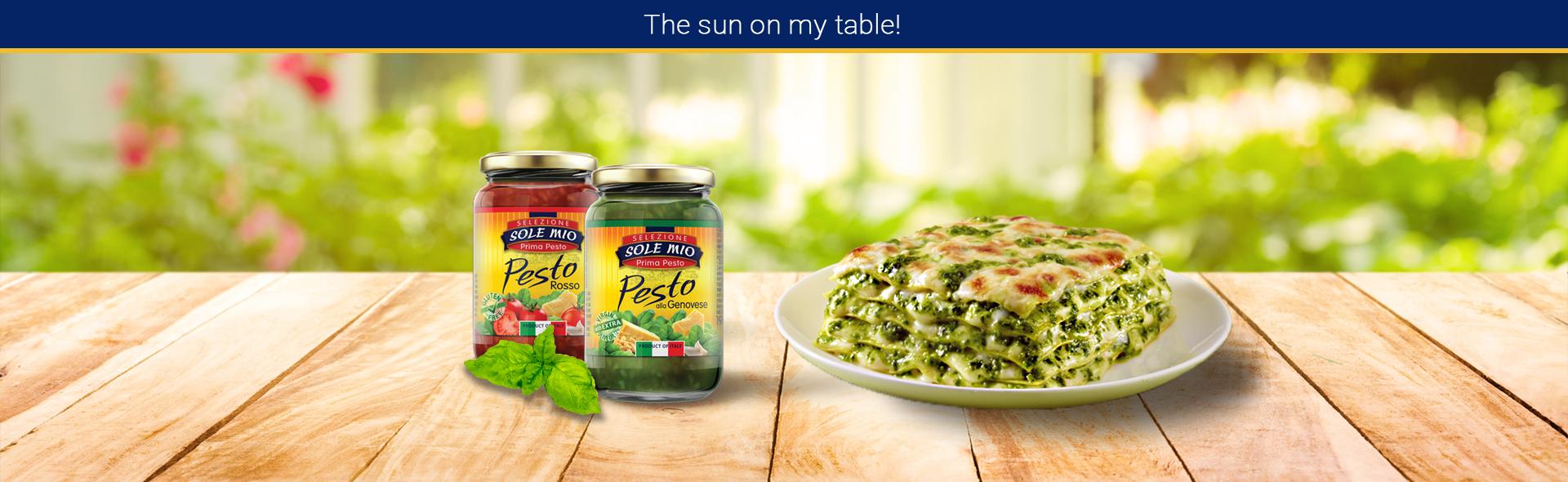 Pesto Sauces