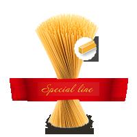 Spaghetti Quattro